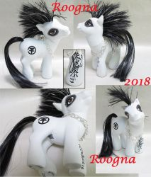 Bill Kaulitz Pony by Roogna