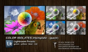 Presets Pawluk -color isolates by ipawluk