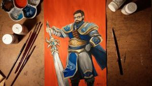 Garen and love of my life by ezgicelep