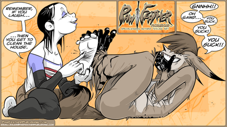PFPublishing_Dont Laugh by PawFeather