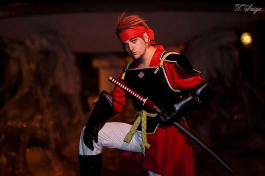 A night wish - Klein Cosplay by Hayato-X-Flame