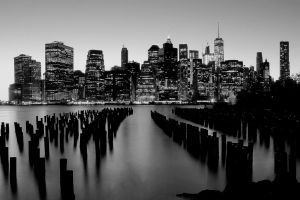 NYC Skyline by CarlosBecerra