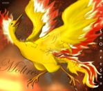 Moltres Bringer of Fire