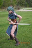 Sword at the Ready by Miss-Marquin