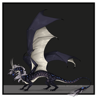 Dragon Design Auction #21 [CLOSED] by Trioza