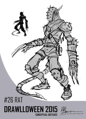 DH26 rat by laurabevon by LauraBevon