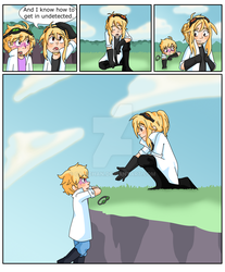 Never Alone : Page 13 by Ca-cchan