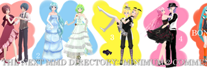 MMD DL Directory 2 [+ Pose Pack DL] by Angela-16