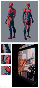 Spider-Man Webhead 2.0 by DanielHeard