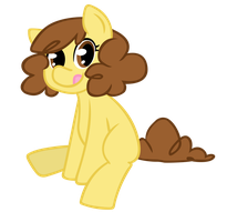 Coggler's OC - Being A Cutie by J-Brony