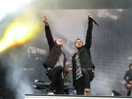 Chester, Mike in Munich 2011 3 by moniLainLP
