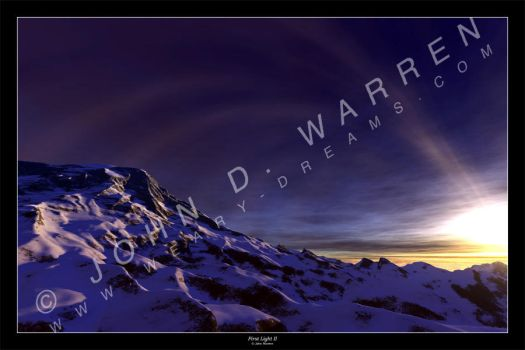 First Light II by johnwarren