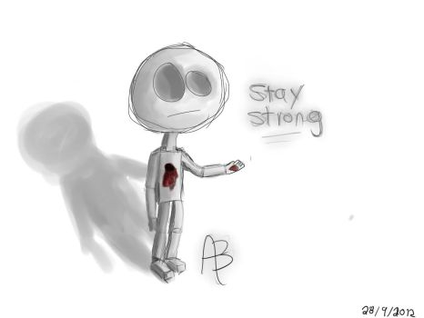 Stay Strong by DemanQc