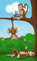 Monkeys by niC00L