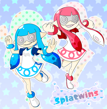 Splatwins by Bellaceline122