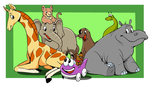 Welcome to the Zoo by PumpkinSoup