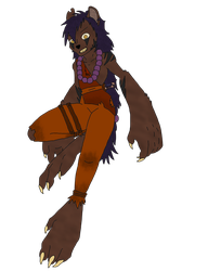 Kaftarmon .:Colored:. by 6SeaCat9
