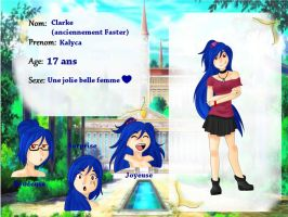 [Kamigami-Academy] Fiche Humains-Kalyca Faster by Mirmille