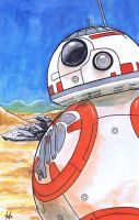 BB-8 by TonyMiello