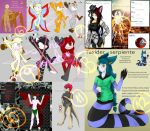 ADOPT-B Collage 50 Points (OPEN) by Schneefall-K
