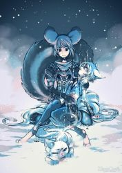 7-Day Challenge: Day 2 - Blade and Soul Farewell by Cowslip