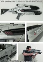 3d Printed M8-Avenger from Mass Effect by Starjeff