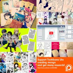 NEW PATREON PAGE and NEW REWARDS!! by lita426t