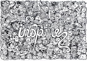 Inspire Doodle by natas88