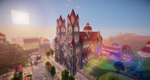 Beta 1.8 Gothic Cathedral by phonophobie