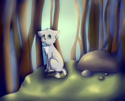 Lonely by BlueJubbles