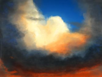 09 Cloudscape by KaanaMoonshadow
