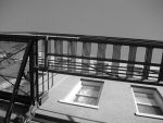Fire Escape by klappa