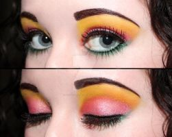 Candy eyeshadow by Creativemakeup