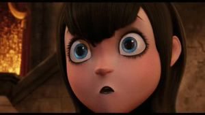 Hotel Transylvania - Mavis Eyes Sparkle by Golden-Grimoire