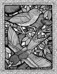 Lines of the Fowl (FOR SALE) by HGCreations