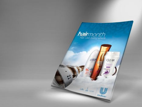 unilever booklet by is007lam