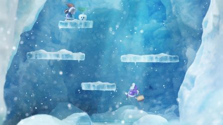 Ice Climber by Orioto