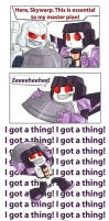 Got a Thing by AshinGale-Effect