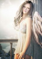 Angel Spirit 2 by LaMuserie