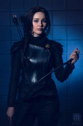 The Mockingjay by StarbitCosplay