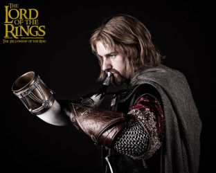 The Horn of Gondor by Anduril9226