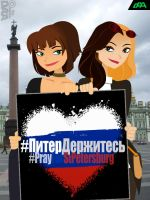 #PrayForStPetersburg by daanton