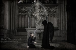 Death, Come Near Me by GothicNarcissus