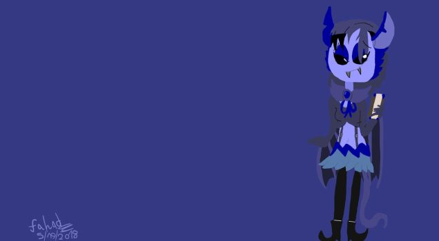 The Bat Witch [CIC] (The Blue Universe) by Fahad-Lami
