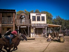Billy the Kid by horthw