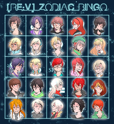 re:V [Zodiac Bingo] by nhiwi