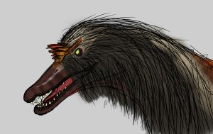 Feathered Spinosaur by Spikeheila