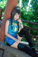 cosplay ---- Luo Tianyi by MoeLu