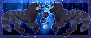 Blade reference by RileyOwO