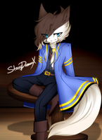 Pirate! Selecus by StaryDreamX